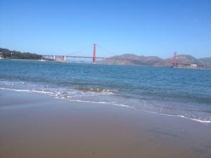 Spring Golden Gate Bridge