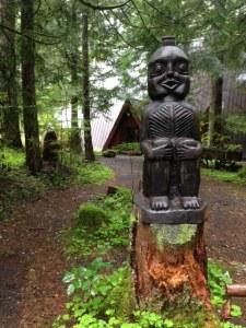 Totem Forrest Lodge