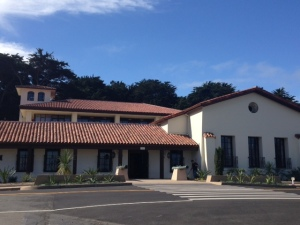 Presidio Officers Club