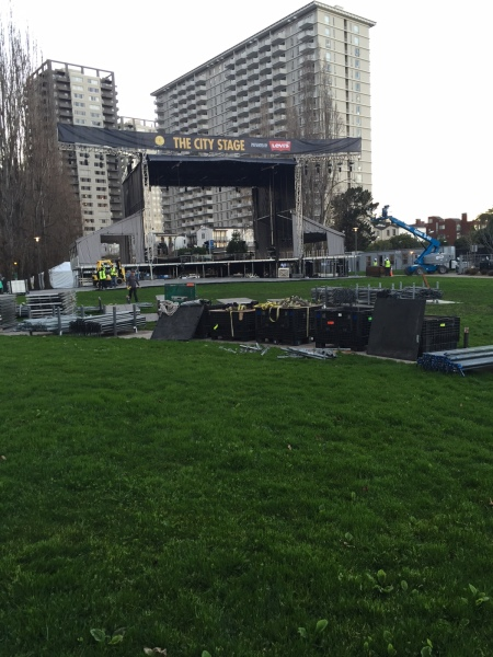 The City Stage